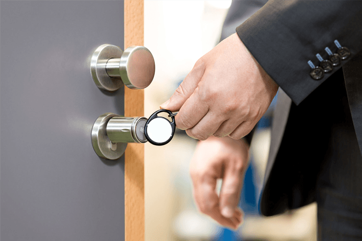 Access Control | Sports Hall | Barnstorf